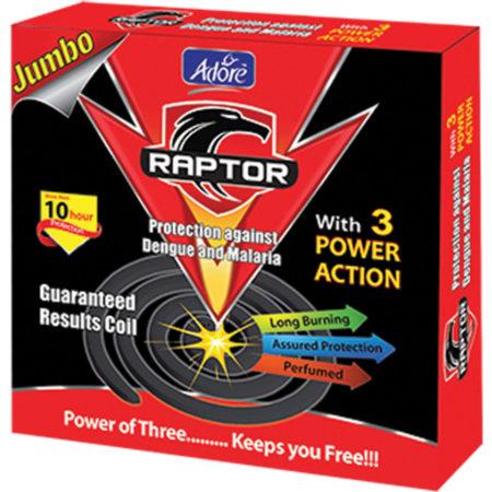 Raptor-Coil